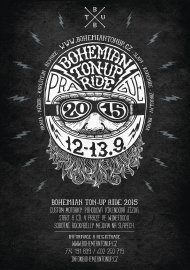 Bohemian Ton-Up Ride 2015