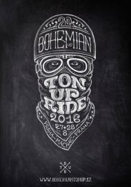 Bohemian Ton Up Ride 2016