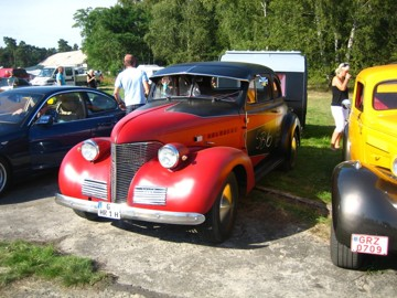 FINSTERWALDE HOT ROD DRAGRACE