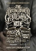 Gentleman's Ride Prague (DGR) 2016