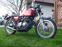 Honda CB 400 Four Supersport